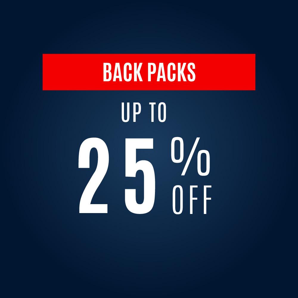Holiday Sale Backpacks