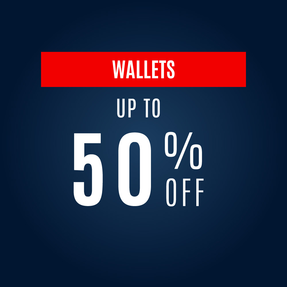 Holiday Sale Wallets