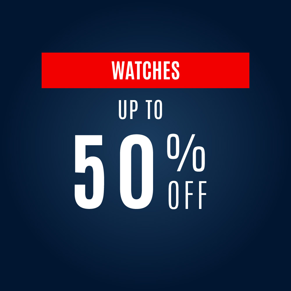 Holiday Sale Watches